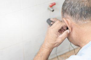 How Detect Water Leak Before Digging